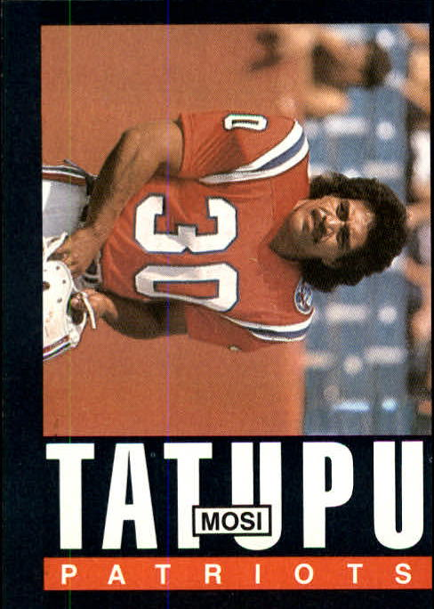 1985-Topps-Futbol-Tarjeta-Recoger-274-396 miniatura 96