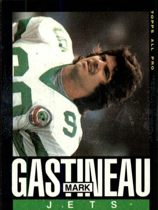 1985-Topps-Futbol-Tarjeta-Recoger-274-396 miniatura 104