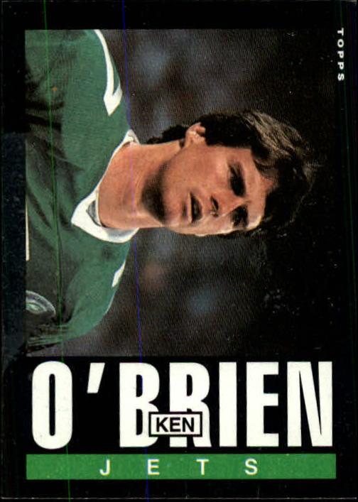 1985-Topps-Futbol-Tarjeta-Recoger-274-396 miniatura 122