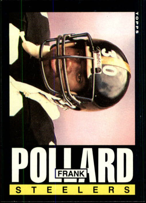 1985-Topps-Futbol-Tarjeta-Recoger-274-396 miniatura 134