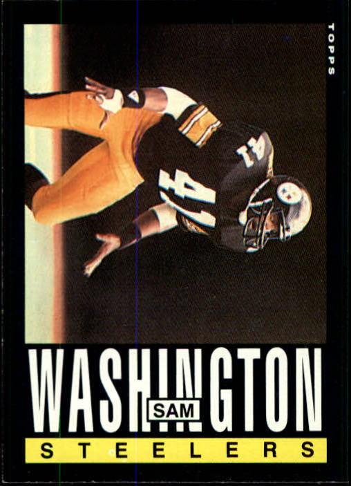 1985-Topps-Futbol-Tarjeta-Recoger-274-396 miniatura 140