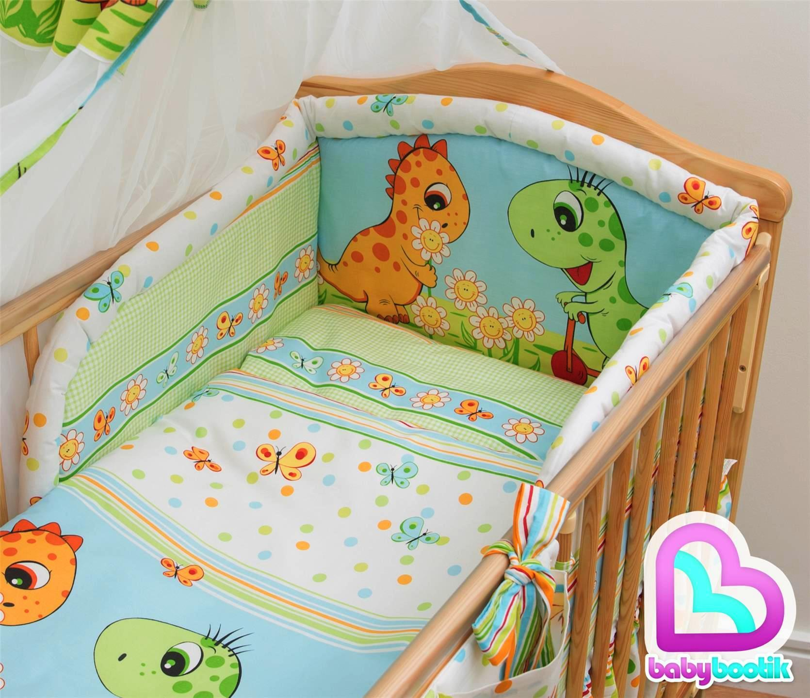 Cuarto de beb cuna cuna cama juego de ropa de cama 3 pzas 6 10 piezas s bana ebay - Juego de cama para cuna ...