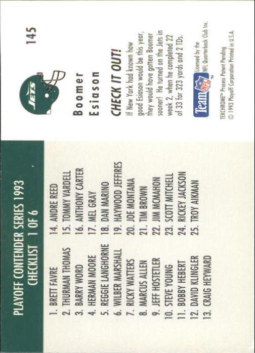 1993-Spareggio-Contenders-Calcio-Scheda-Scegliere miniatura 167