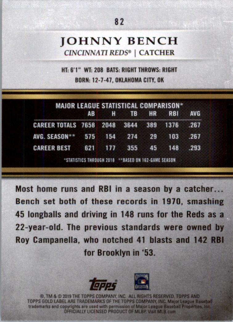 2019-Topps-Gold-Label-Class-2-Baseball-Card-Pick thumbnail 111