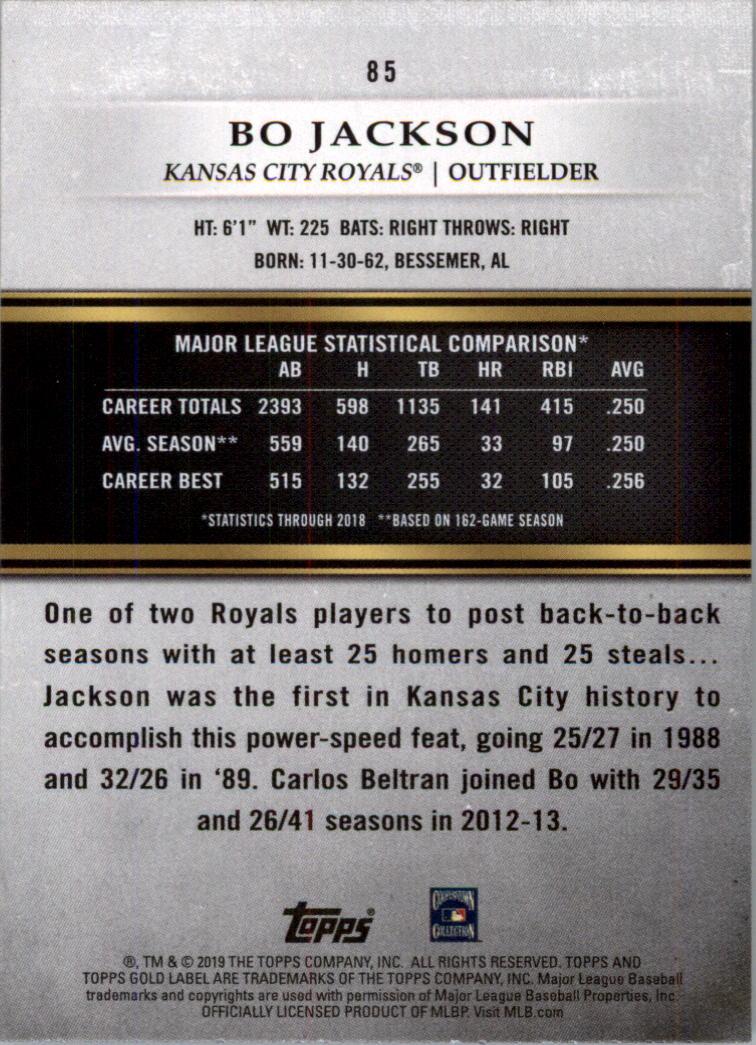 2019-Topps-Gold-Label-Class-2-Baseball-Card-Pick thumbnail 117