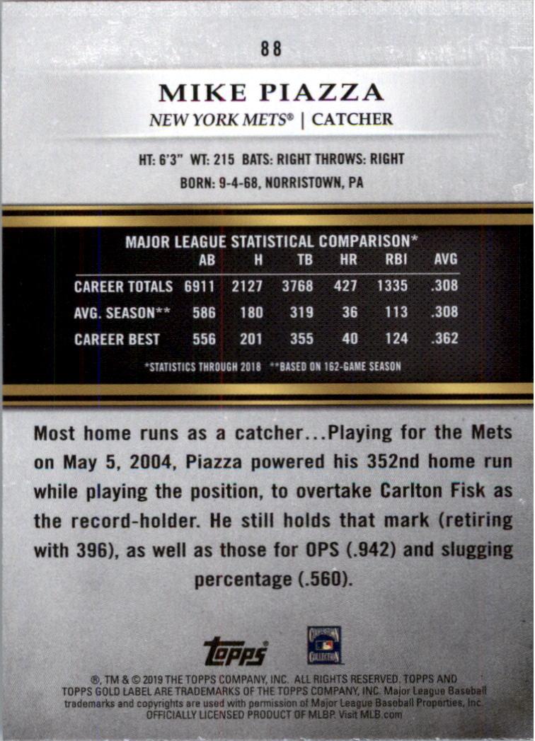 2019-Topps-Gold-Label-Class-2-Baseball-Card-Pick thumbnail 123