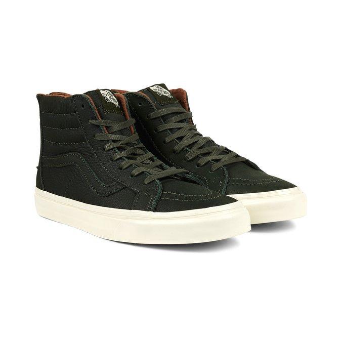 Vans SK8HI REISSUE ZIP Classics premium leather dufflbag