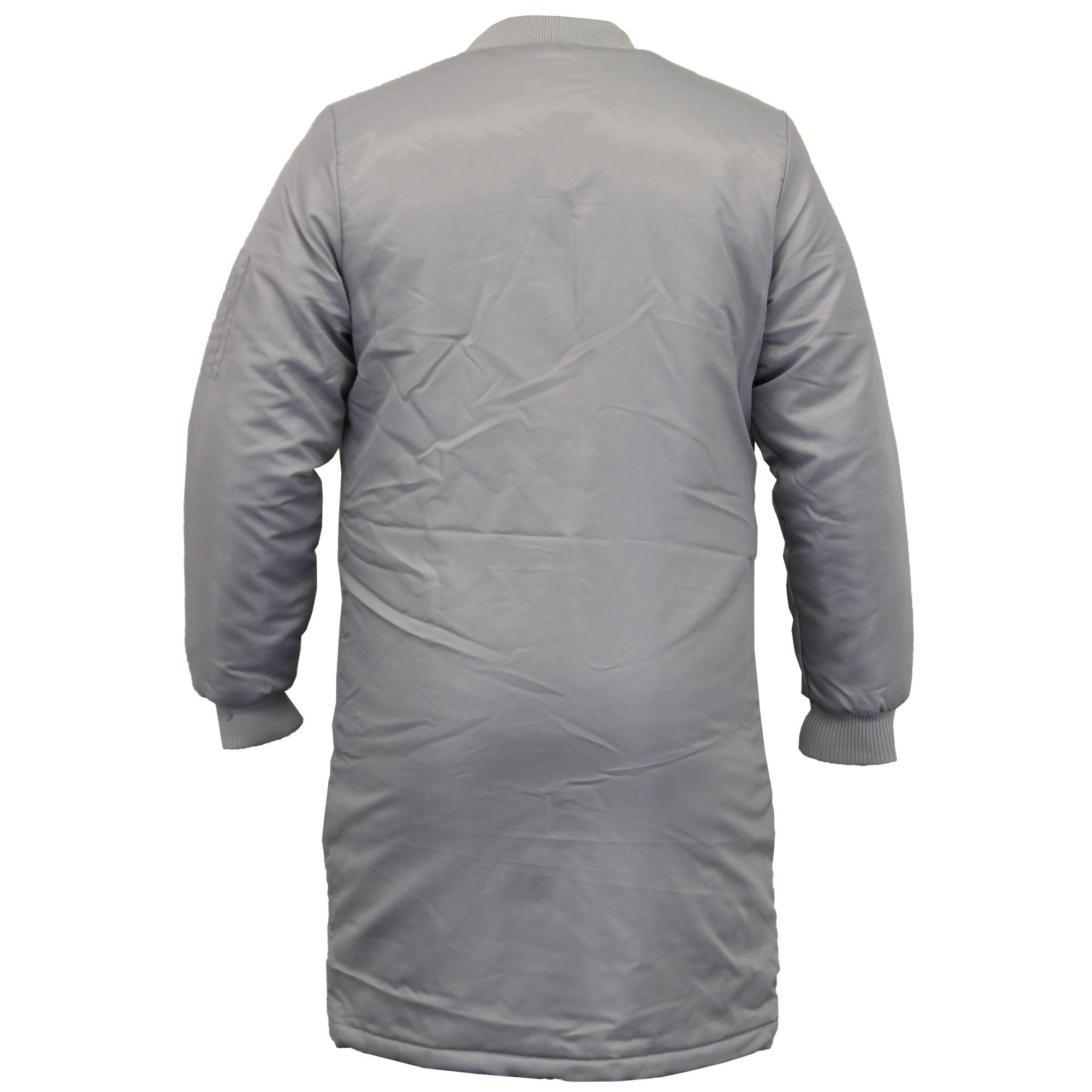 Mens MA1 Jacket Soul Star Harrington Mac Trench Coat Camo Military ...
