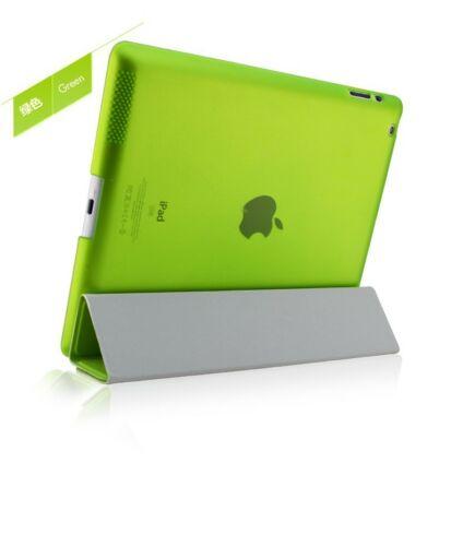 Smart-Soporte-Magnetico-Funda-para-Apple-Ipad-9-7-2017-Ipad-234-Ipad-Air-2-Mini miniatura 42