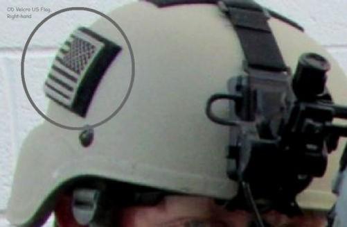 Pins & Anstecknadeln Nett Kandahar Whacker Ranger Pathfinder Helm Klette Ssi Od Us Flagge Umgekehrte Kann Wiederholt Umgeformt Werden.