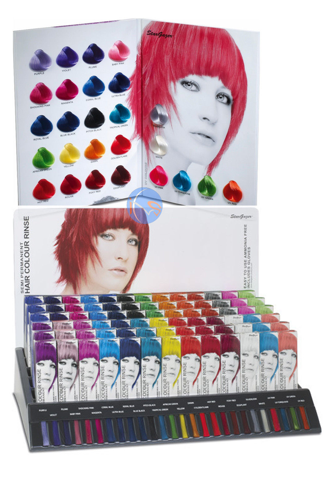4x-Stargazer-Color-Pelo-semipermanente-Tenido-70ml-Muchos-Colores-Disponible