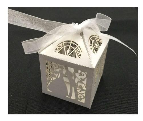 Luxury Wedding Favours Wedding Sweets Favour Boxes With Ribb Table