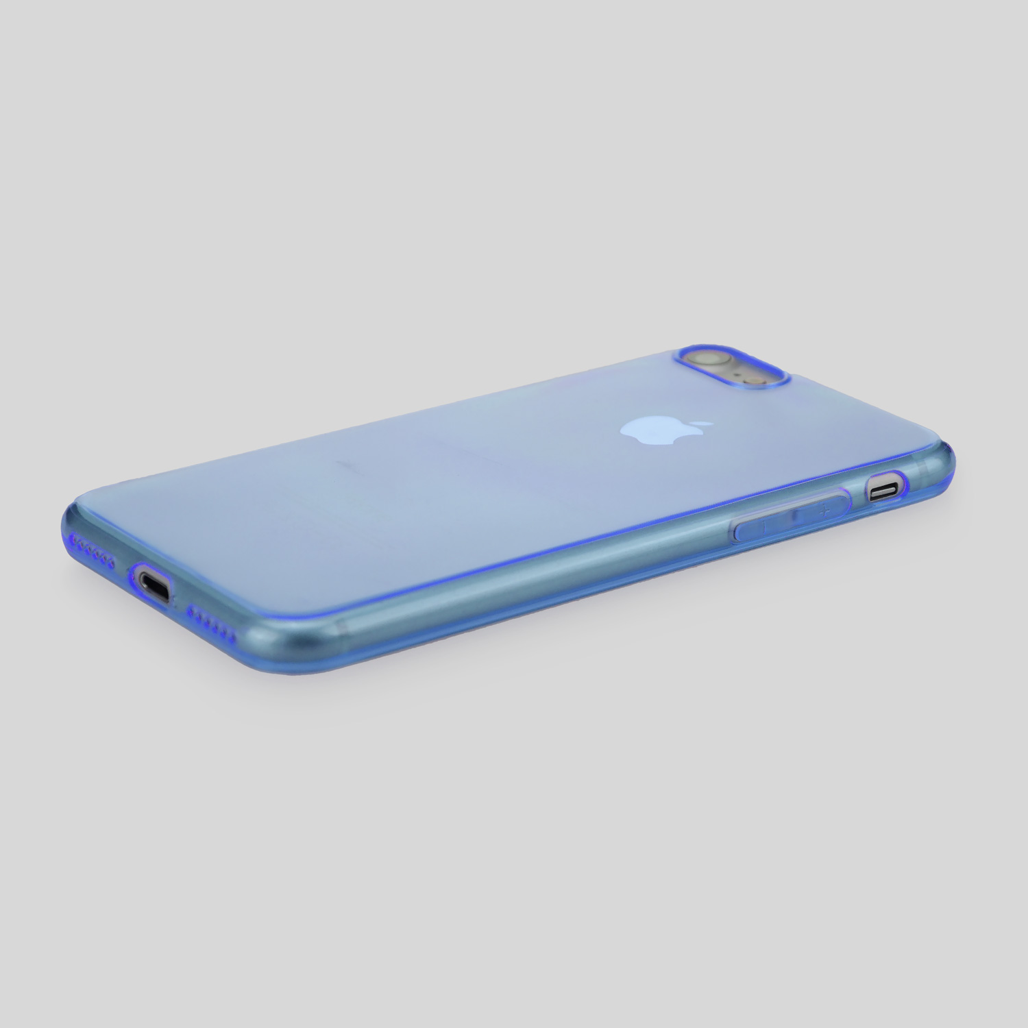 iphone 8 case clear blue