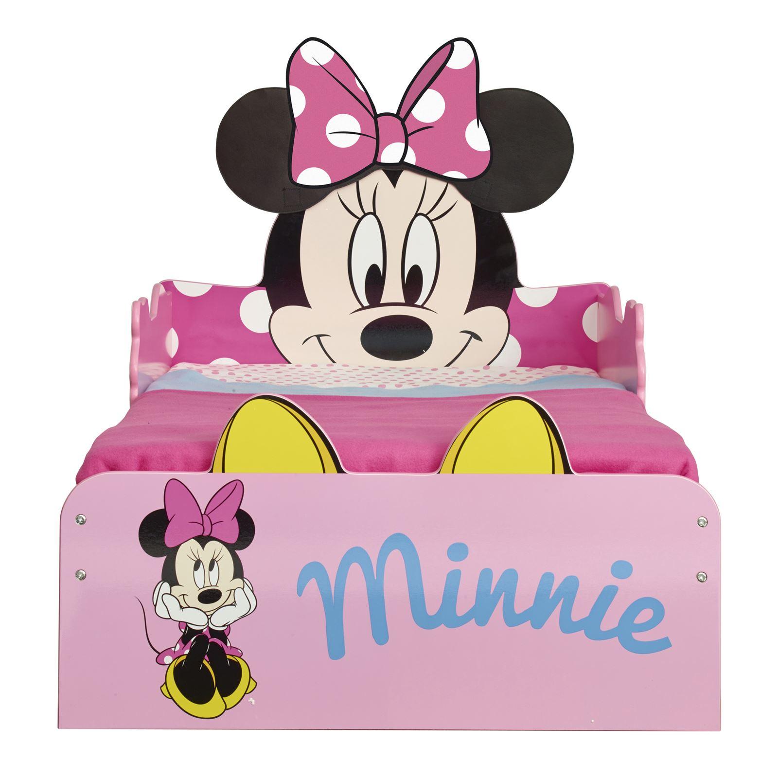 Disney-Personaje-Nino-Camas-con-Almacenamiento-3-Colchon-Option-Disponible-Nuevo miniatura 116