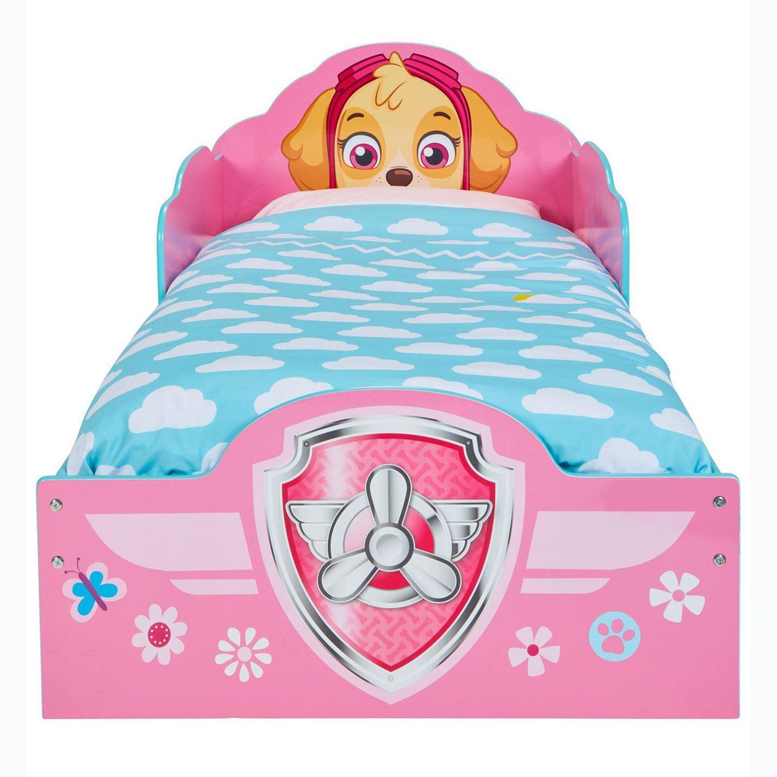 Disney-Personaje-Nino-Camas-con-Almacenamiento-3-Colchon-Option-Disponible-Nuevo miniatura 50