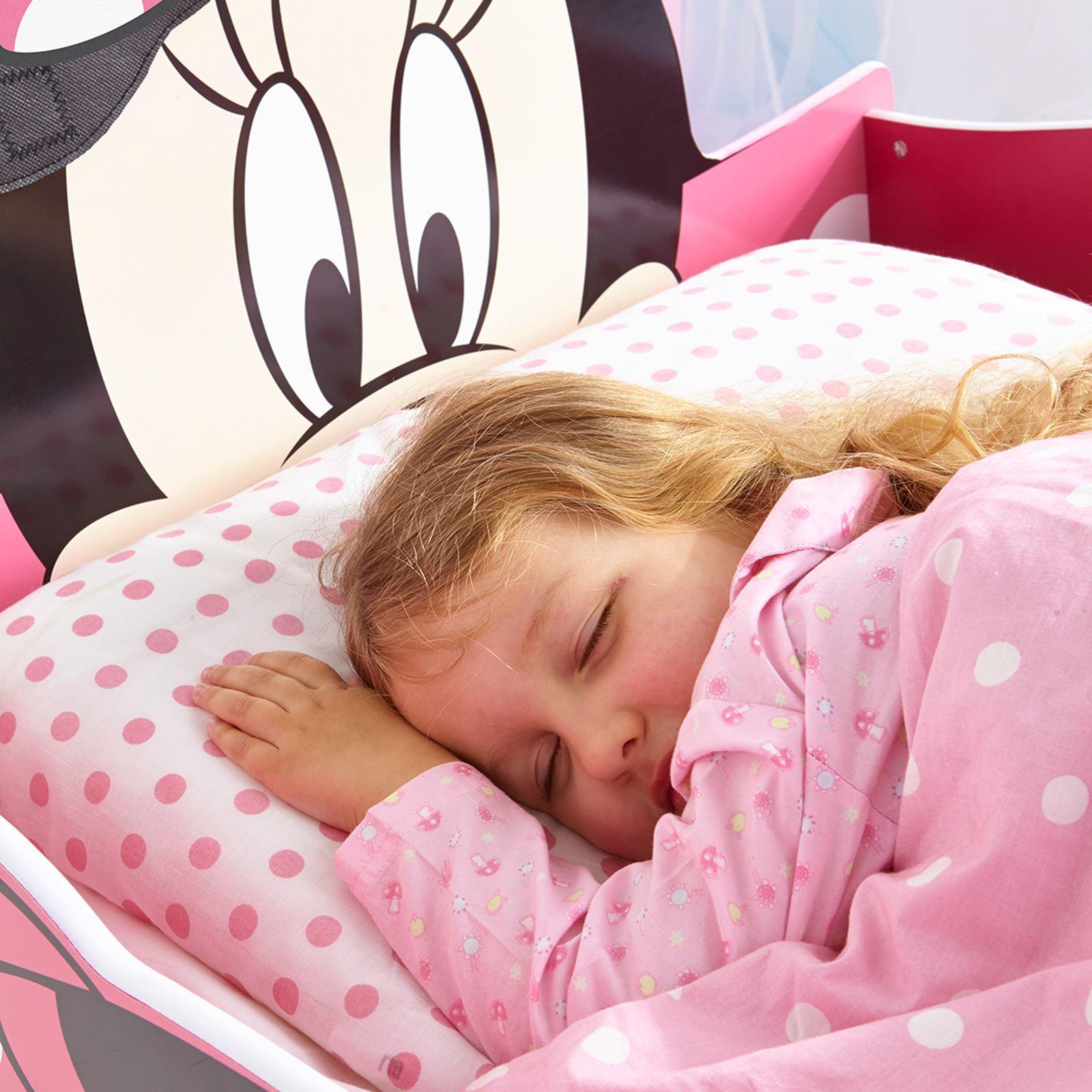 Disney-Personaje-Nino-Camas-con-Almacenamiento-3-Colchon-Option-Disponible-Nuevo miniatura 118