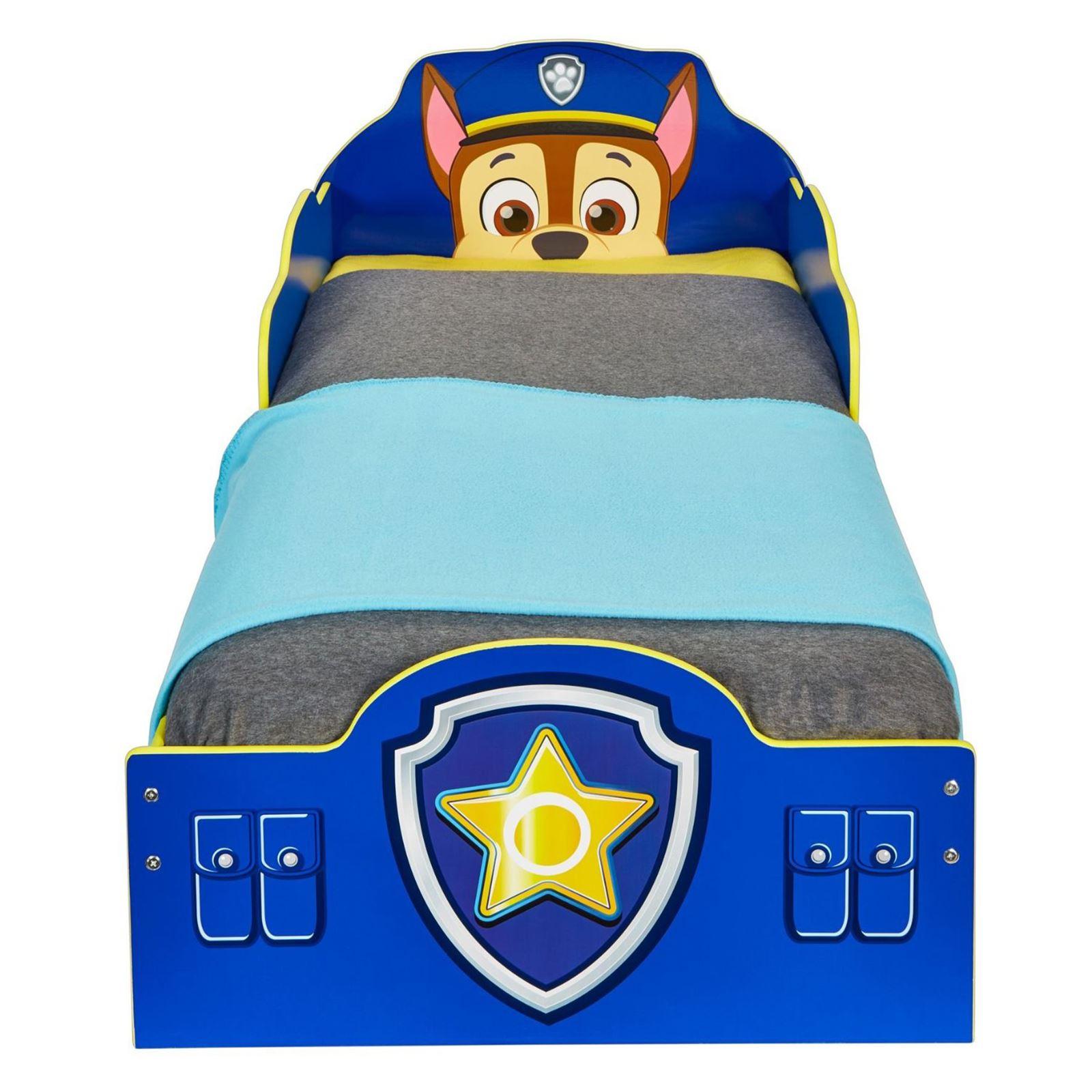 Disney-Personaje-Nino-Camas-con-Almacenamiento-3-Colchon-Option-Disponible-Nuevo miniatura 46
