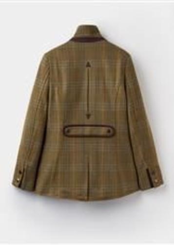 Joules Offiziell Offiziell Offiziell Burghley Damen Reiter Außen Reiten Tweed Fieldcoat 55fbed