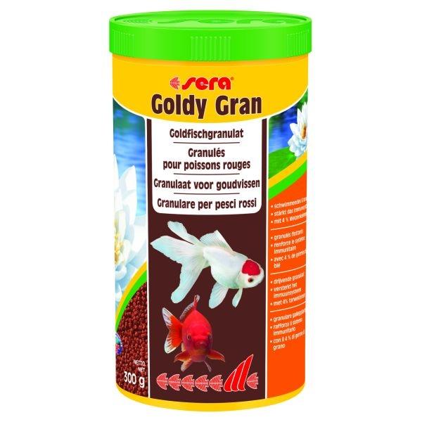 Sera-Goldy-Gran-granule-pour-Poisson-rouge-Boulettes-de-poisson-rouge