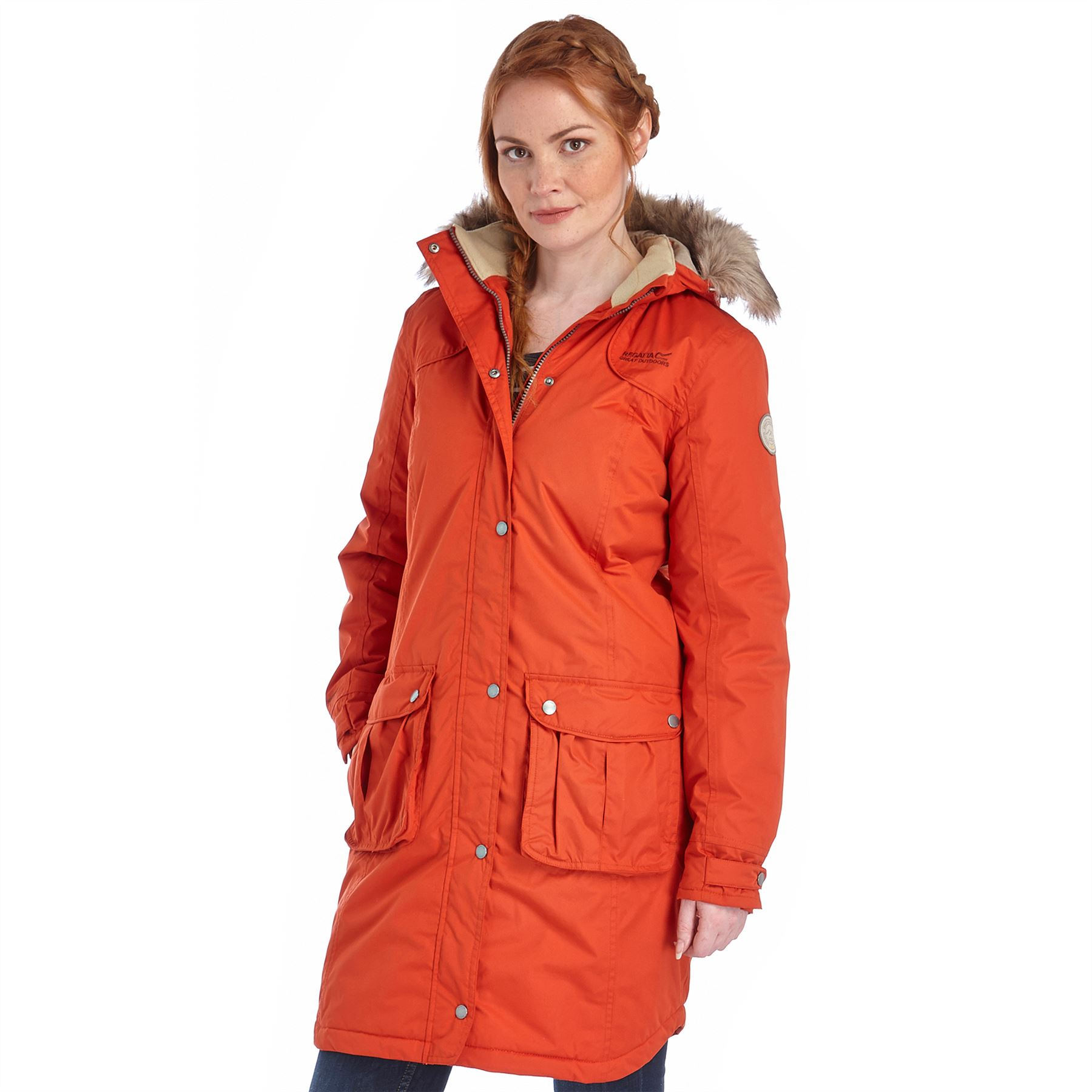 A reliable waterproof jacket is a must-have for the whole year. Our women's clearance waterproof jackets section is the best place to find discount outerwear, that still has a high quality design.