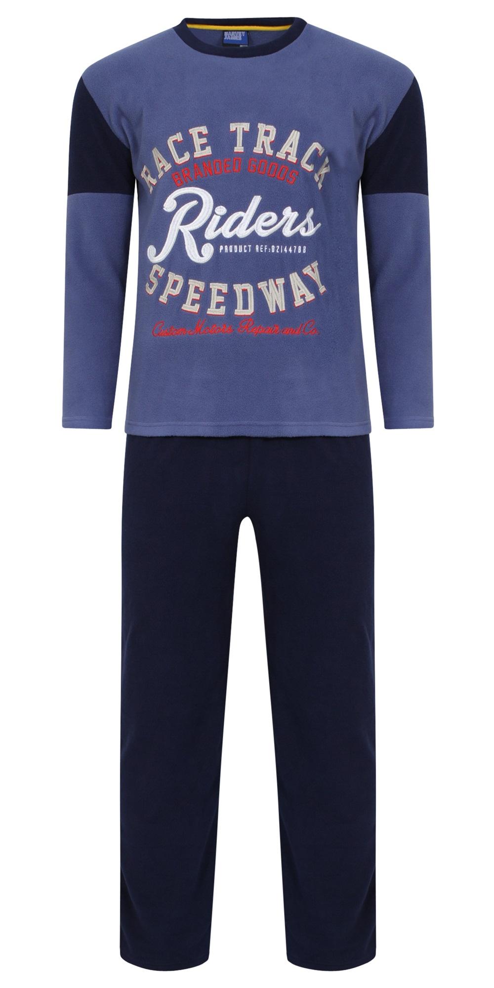i-smalls-Hombre-Rider-Calido-Para-Invierno-Pijama
