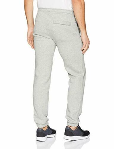 Nike-Hombre-Club-Pantalones-Pantalon-de-Chandal-Polar-Sudor-Negro-Gris-Navy-M-XL miniatura 7