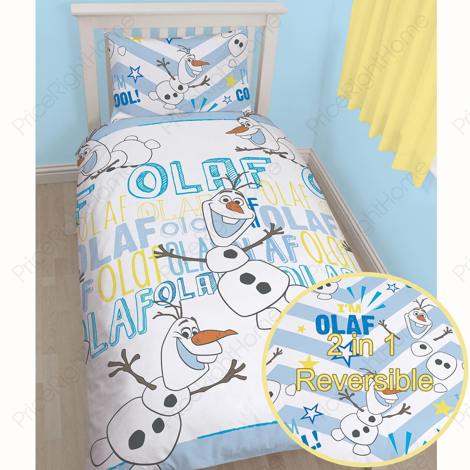 Disney e personaggio copripiumino per letto singolo set bambini biancheria da ebay - Biancheria da letto bambini ...