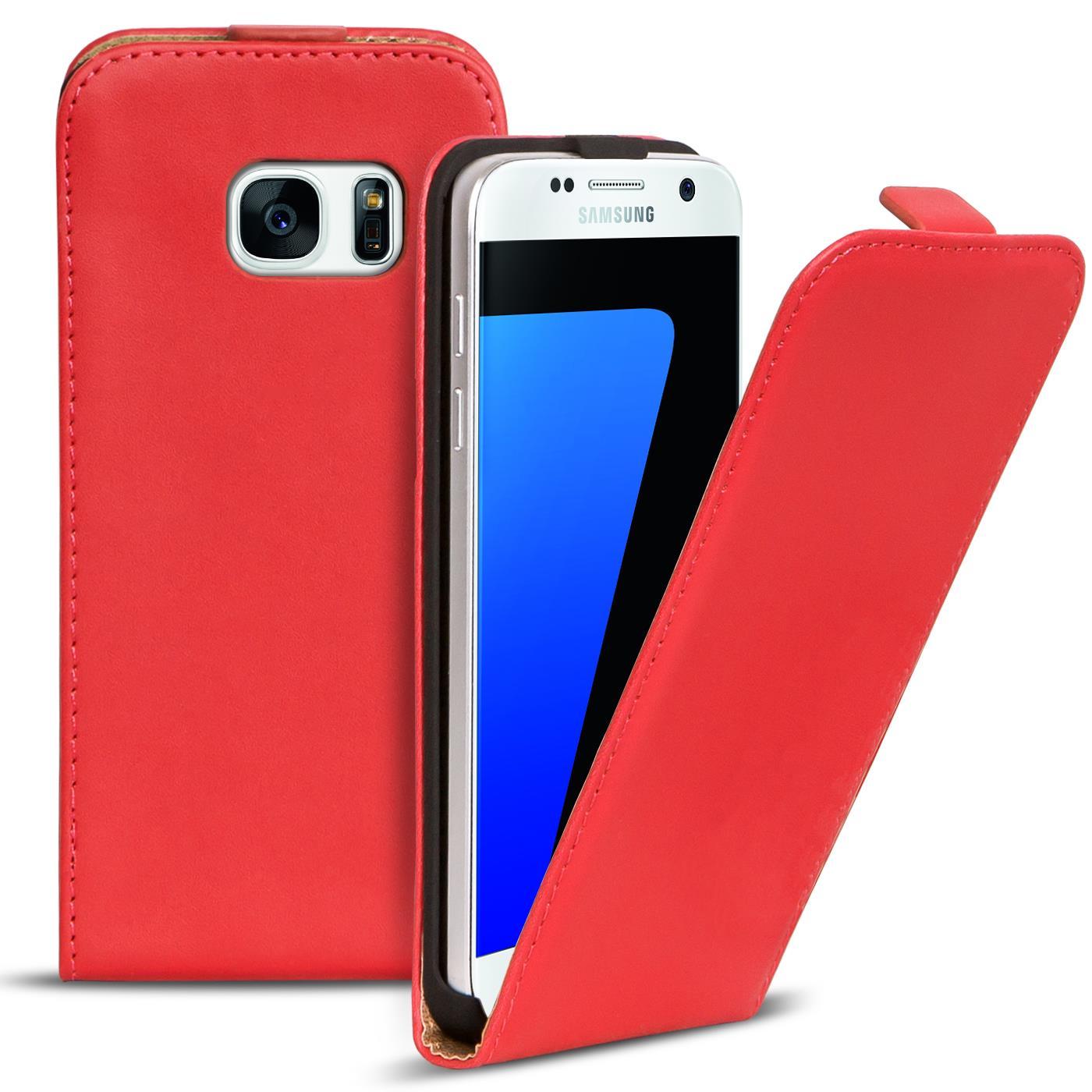 Contact Case: Flip Case For Samsung Galaxy Case Cell Phone Case Flip