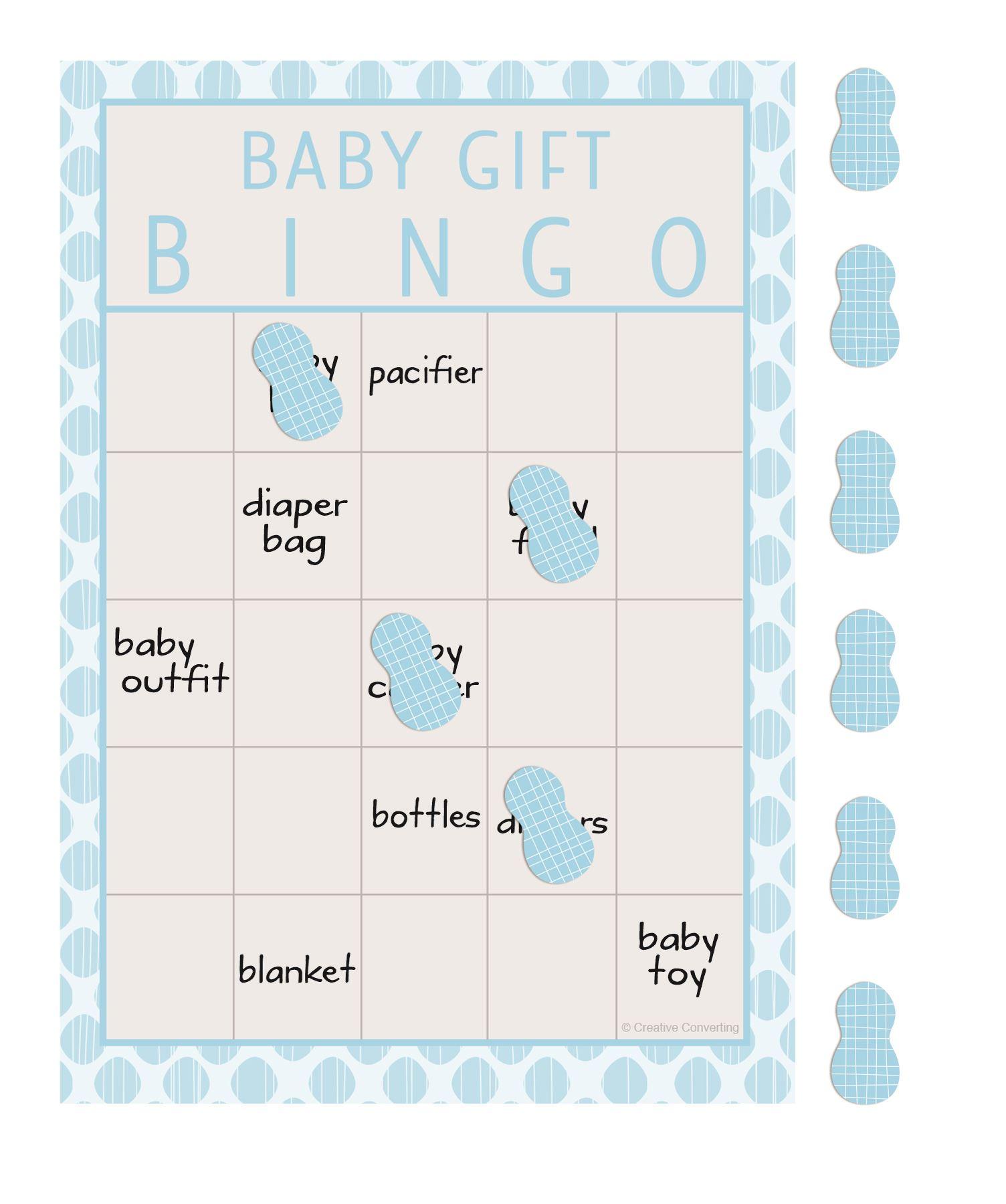 Blau Umbrellaphant Jungen Babyparty Party Geschirr Dekoration Spiele