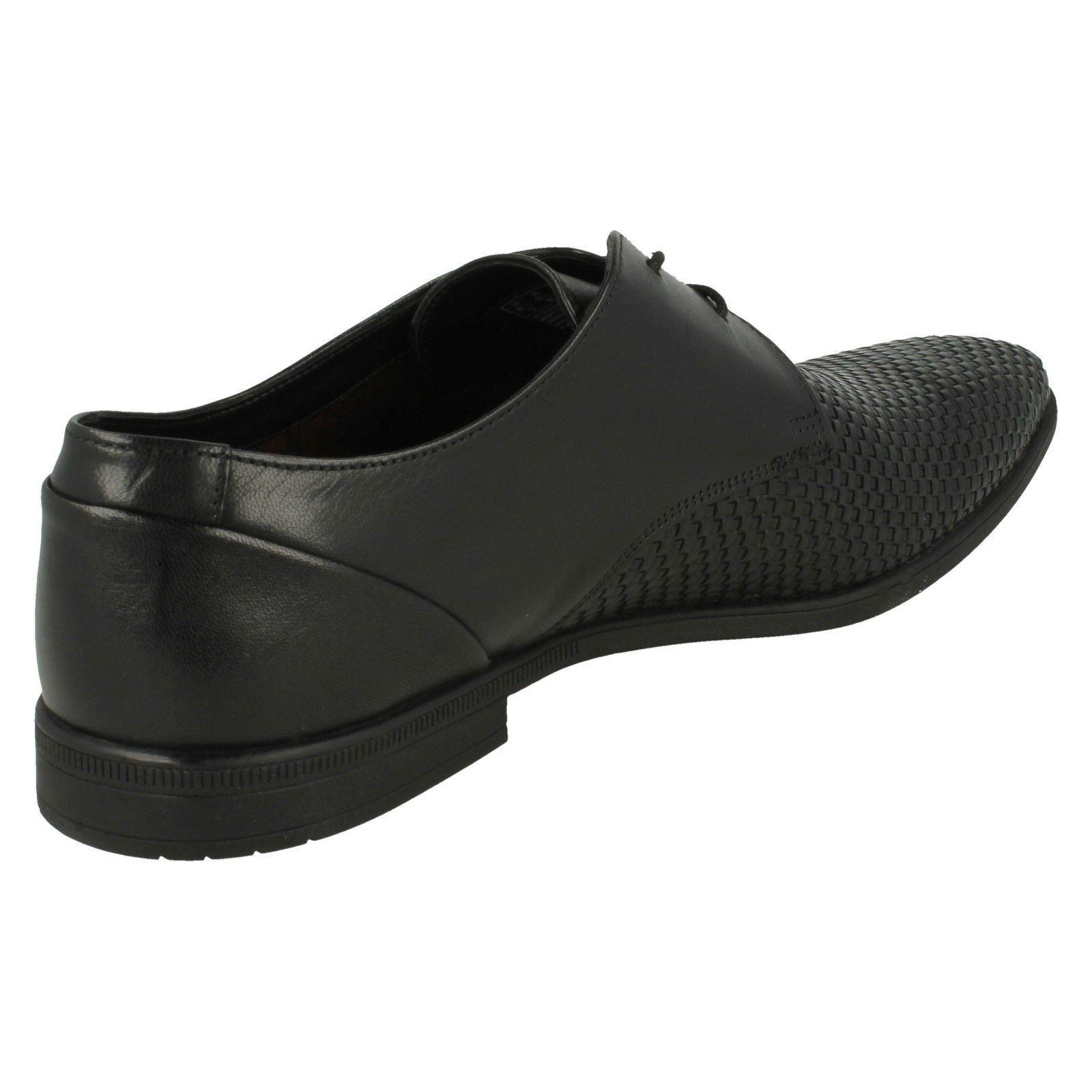 Weave Zapatos Bampton Cordones Con Elegante Hombre Clarks nwxpqEYw8U