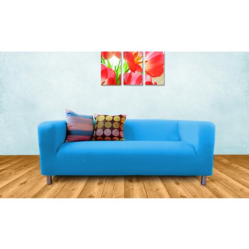 ma geschneidert personalisiert schonbezug anpassen an den ikea klippan 2 seater ebay. Black Bedroom Furniture Sets. Home Design Ideas
