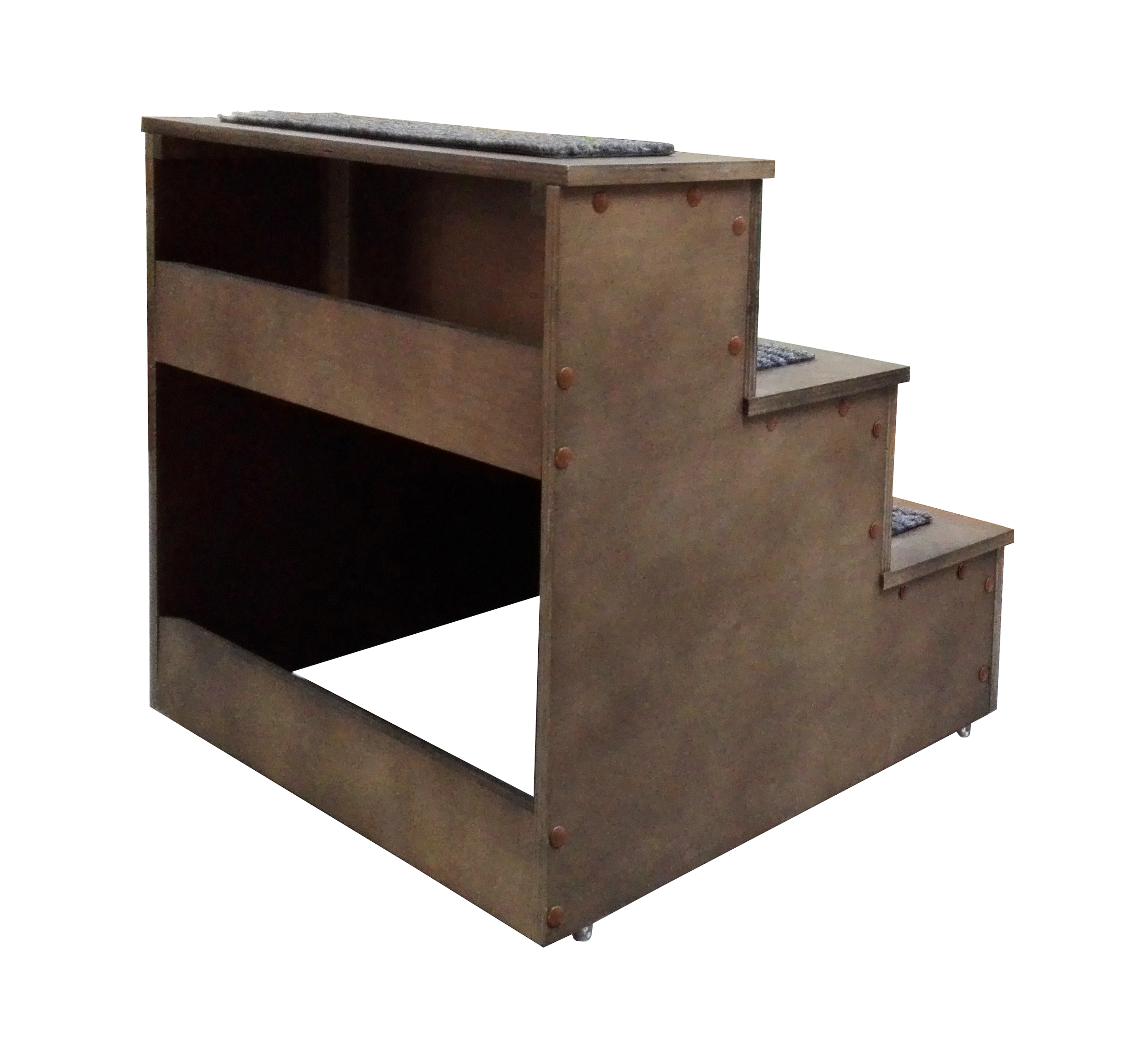 Deluxe Holz Katze Treppen Hund Stufenleiter Haustier 3 ...