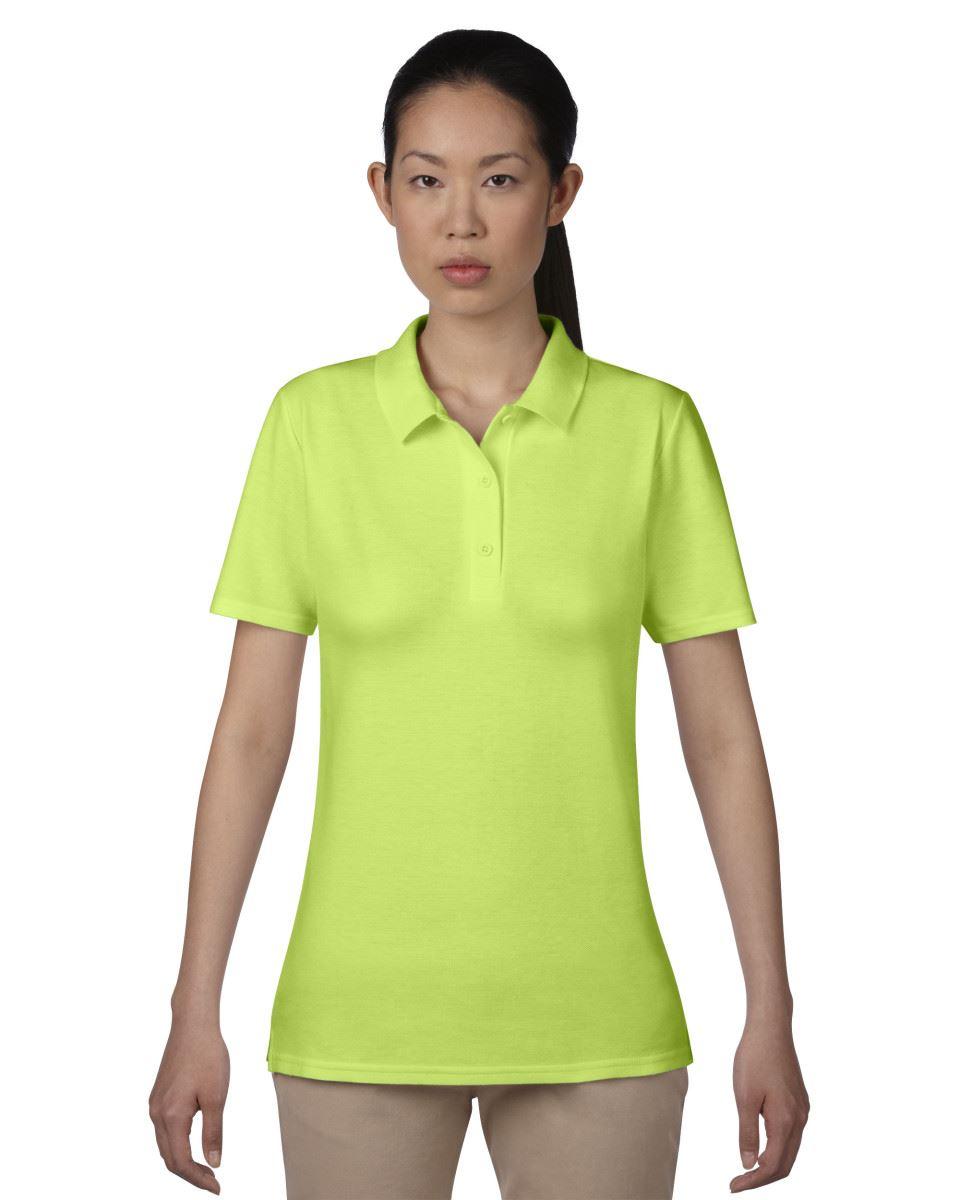Yunque-Poloshirts-amp-Tops-Mujer-Doble-Polo-de-pique