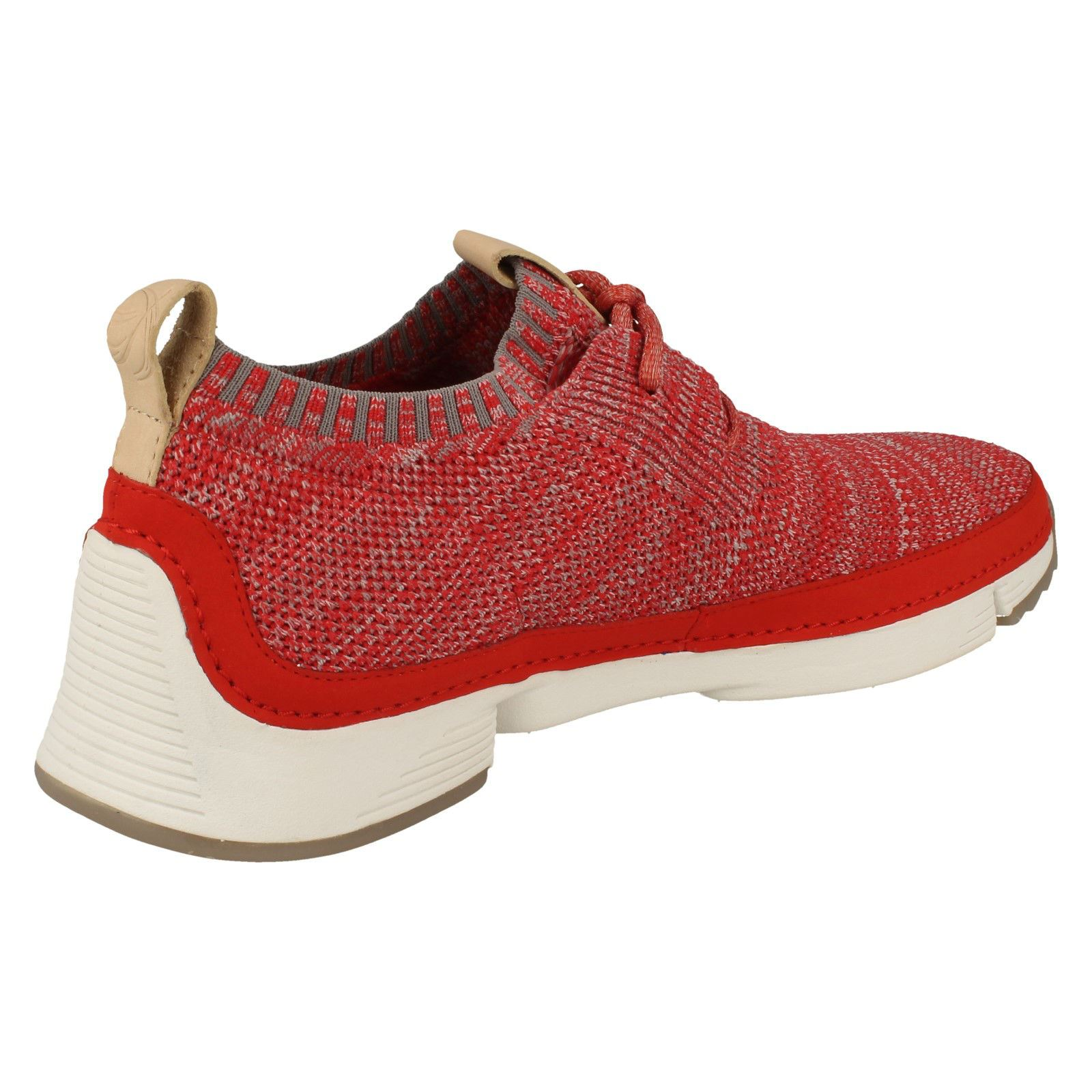 Mens-Clarks-Casual-Lace-Up-Trainers-Tri-Native thumbnail 13