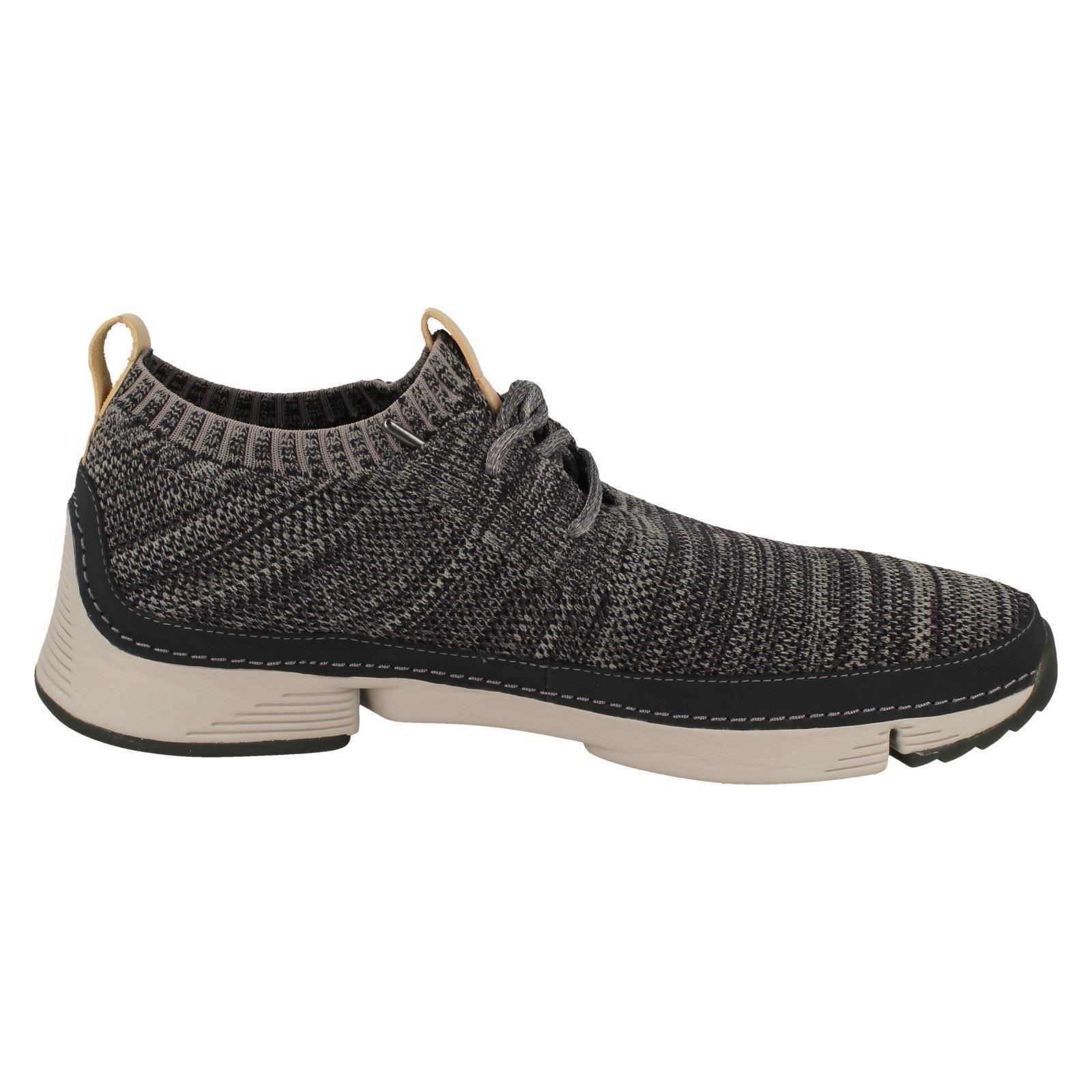 Mens-Clarks-Casual-Lace-Up-Trainers-Tri-Native thumbnail 6