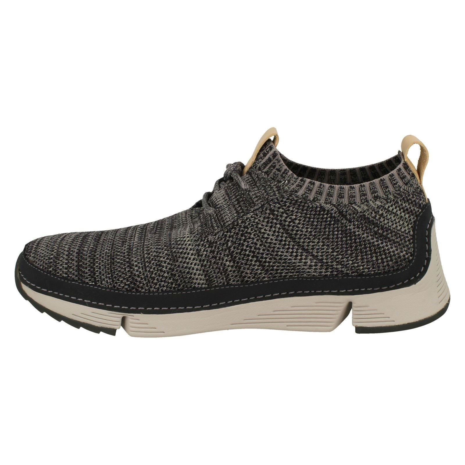 Mens-Clarks-Casual-Lace-Up-Trainers-Tri-Native thumbnail 10