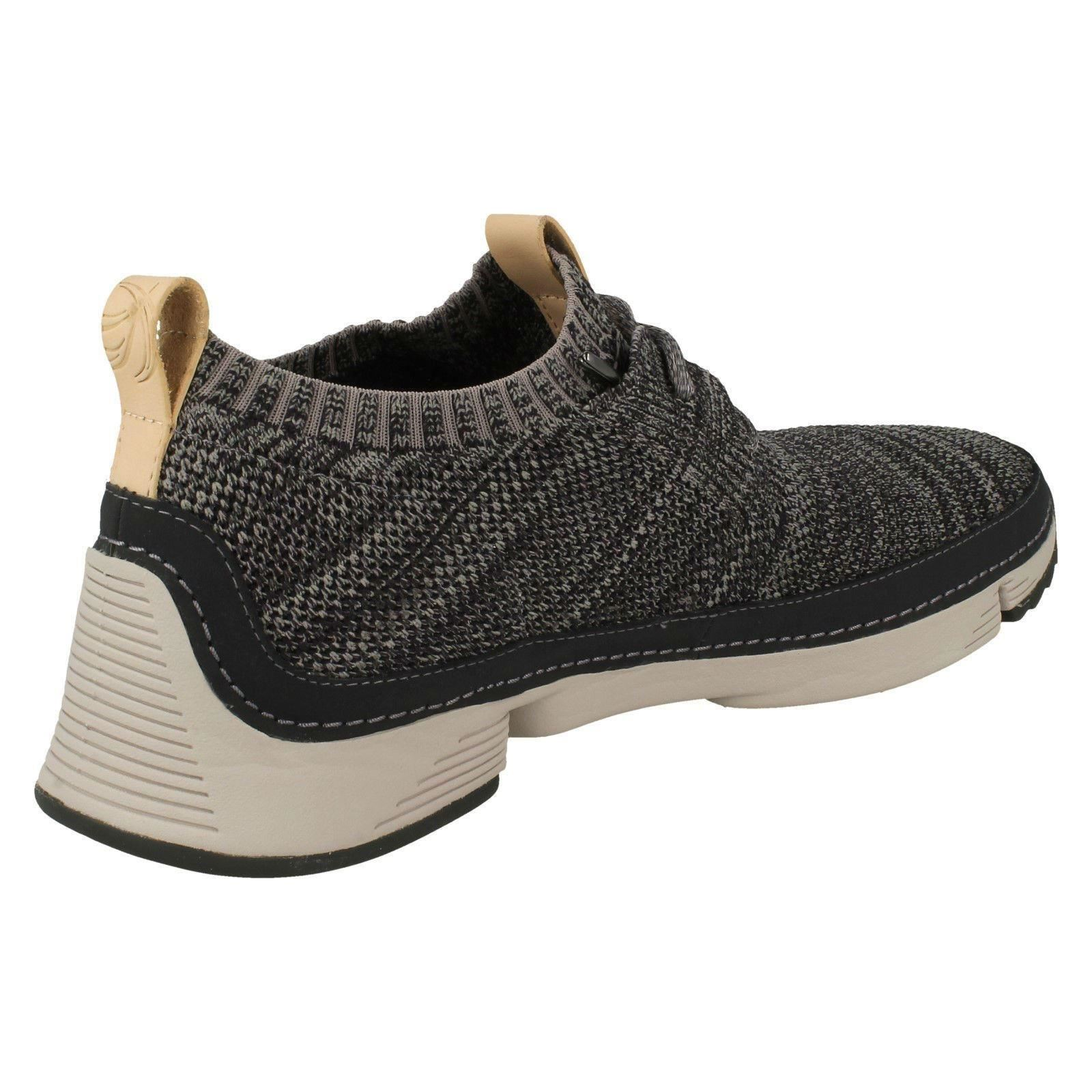 Mens-Clarks-Casual-Lace-Up-Trainers-Tri-Native thumbnail 5