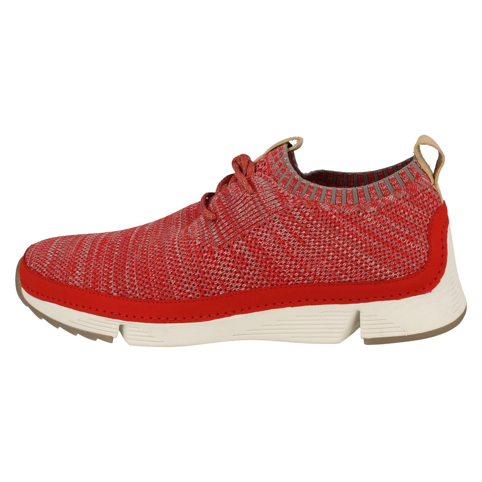 Mens-Clarks-Casual-Lace-Up-Trainers-Tri-Native thumbnail 16