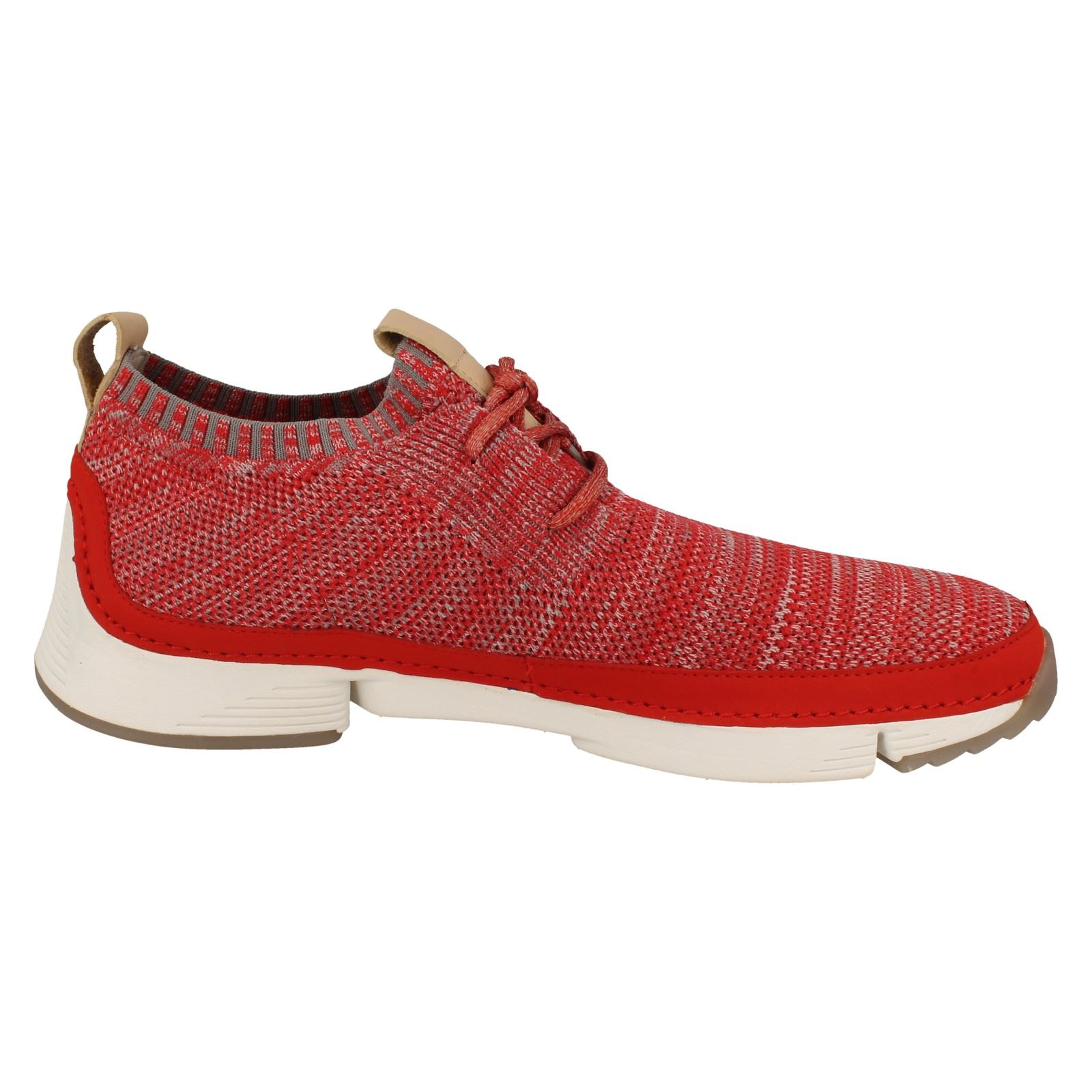 Mens-Clarks-Casual-Lace-Up-Trainers-Tri-Native thumbnail 17