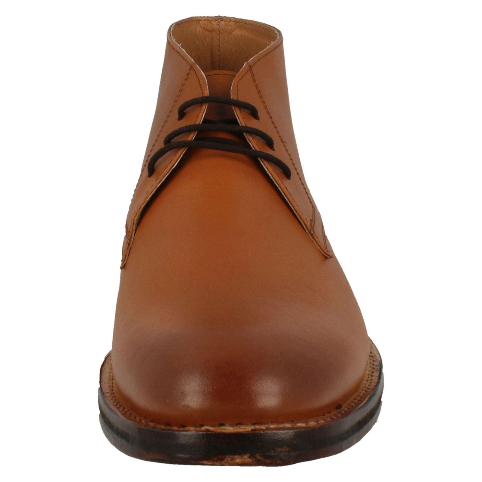 Mens-Catesby-Smart-Desert-Boot-MCW159T thumbnail 5