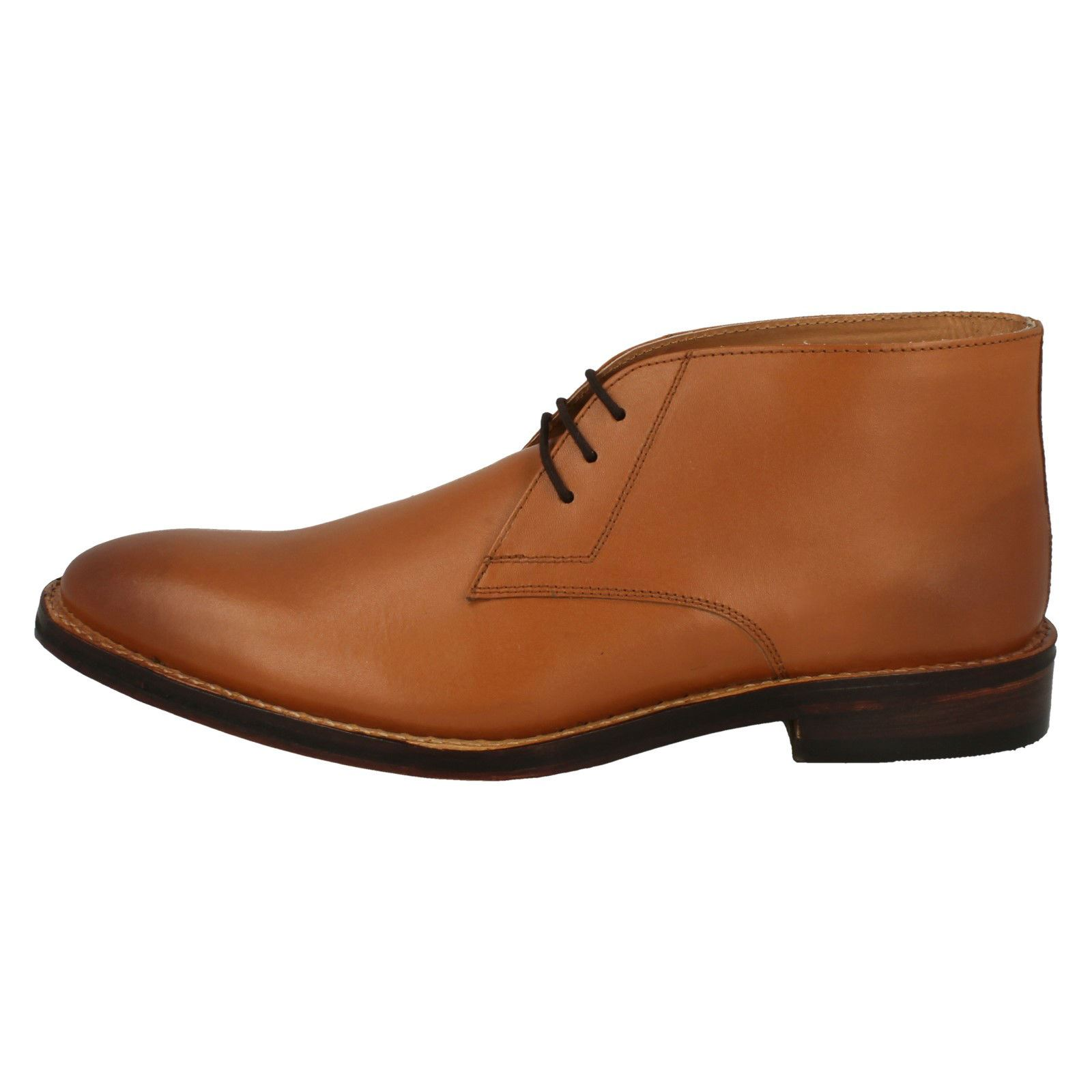 Mens-Catesby-Smart-Desert-Boot-MCW159T thumbnail 4