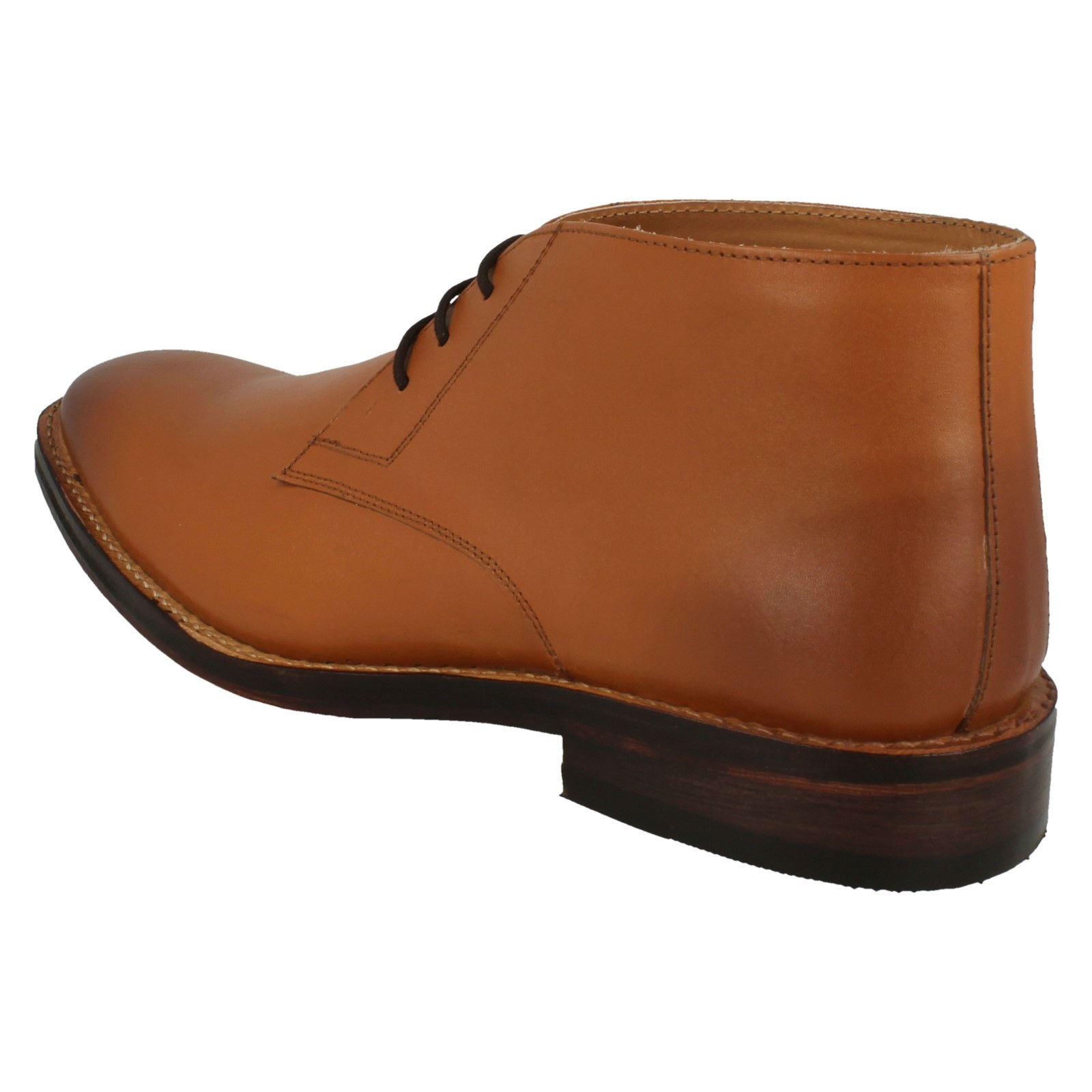 Mens-Catesby-Smart-Desert-Boot-MCW159T thumbnail 3