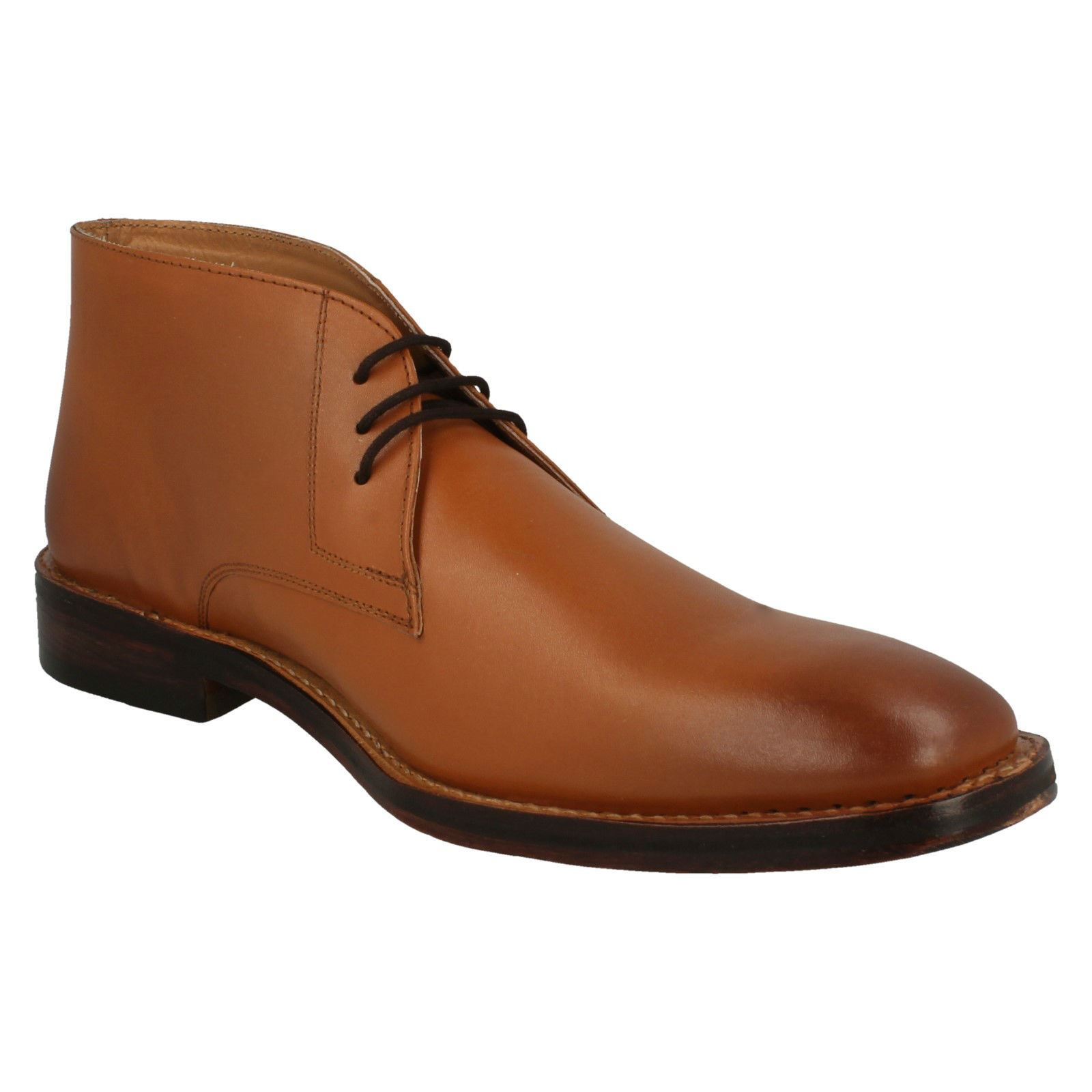 Mens-Catesby-Smart-Desert-Boot-MCW159T thumbnail 8