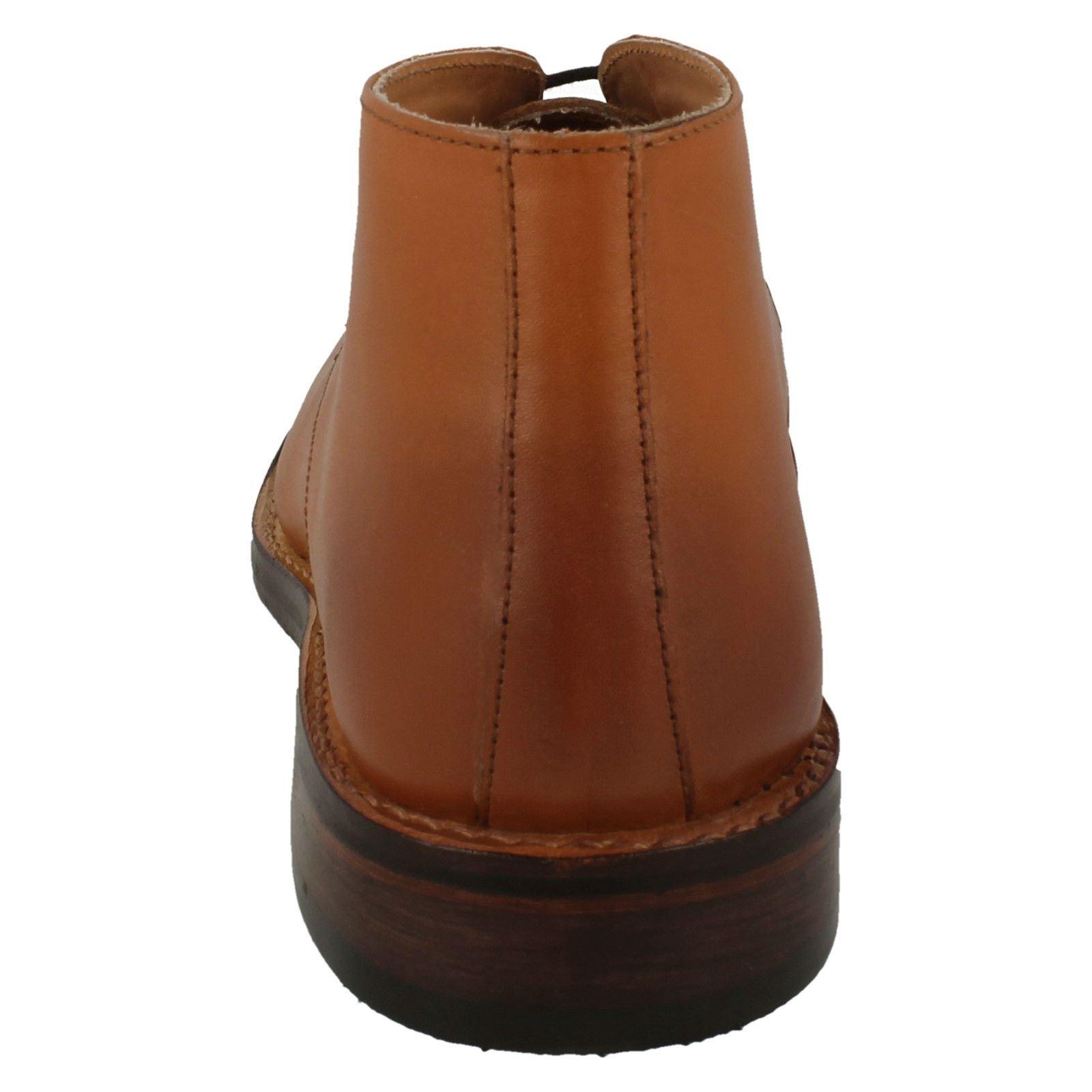 Mens-Catesby-Smart-Desert-Boot-MCW159T thumbnail 6