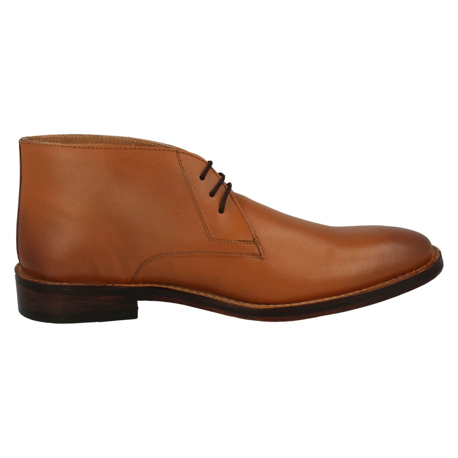 Mens-Catesby-Smart-Desert-Boot-MCW159T thumbnail 10