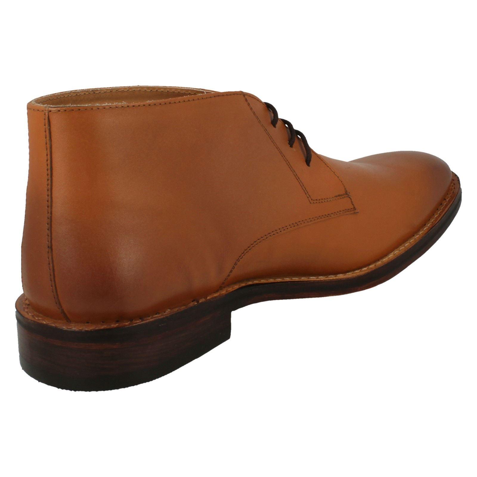 Mens-Catesby-Smart-Desert-Boot-MCW159T thumbnail 9