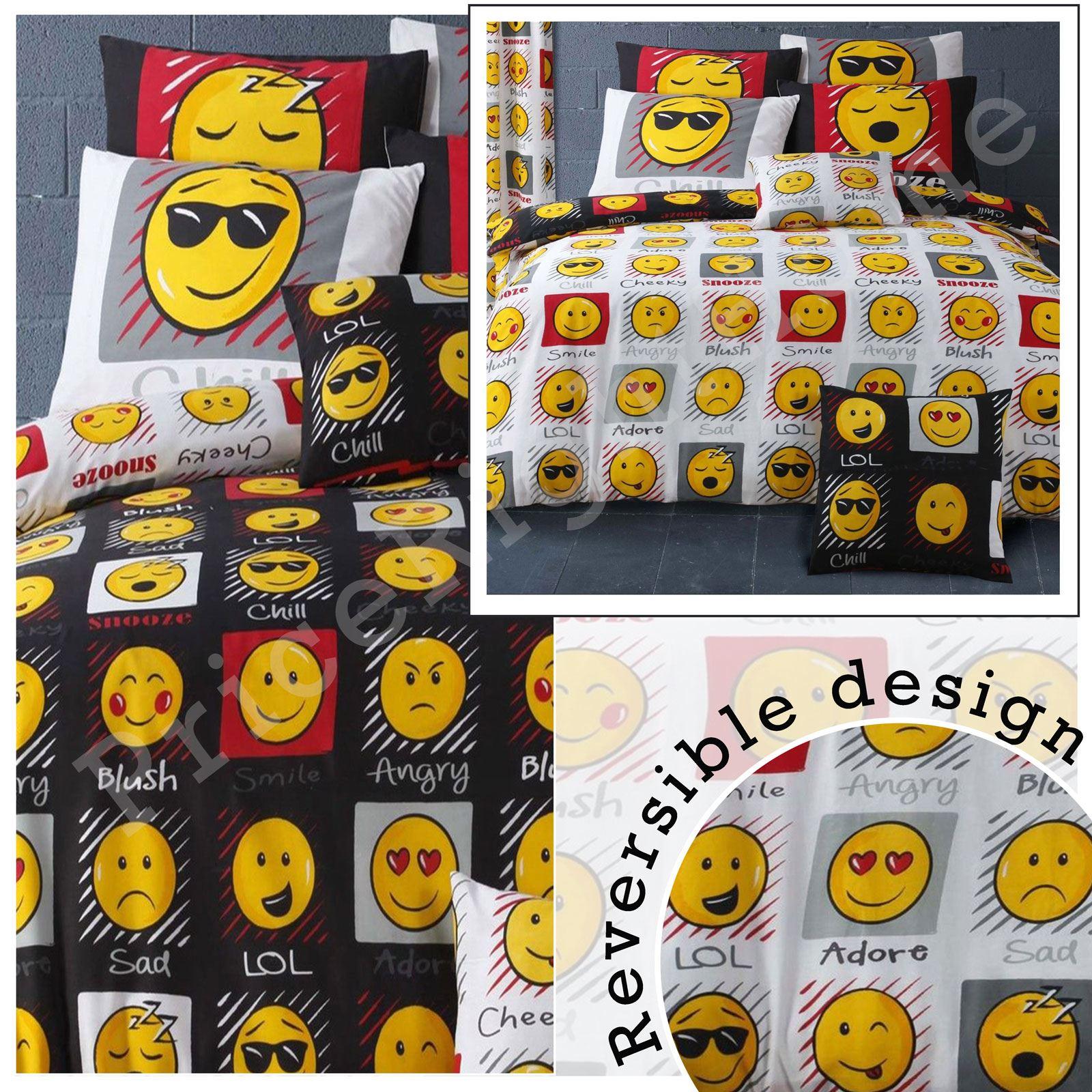 Indexbild 44 - Teenager Bettwäsche Sets - Einzel / Doppelbett Bettwäsche Jungen Musik Graffiti
