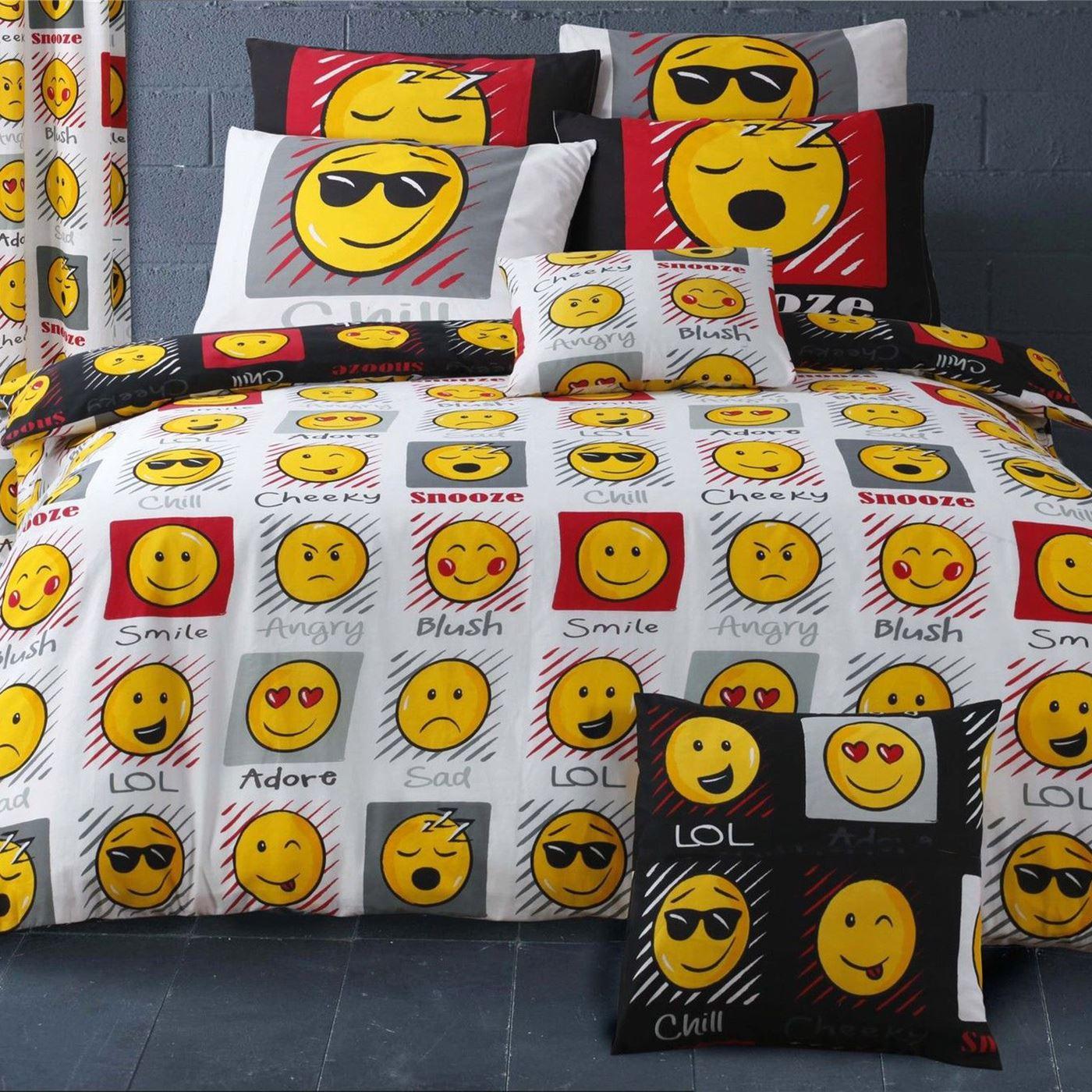 Indexbild 46 - Teenager Bettwäsche Sets - Einzel / Doppelbett Bettwäsche Jungen Musik Graffiti