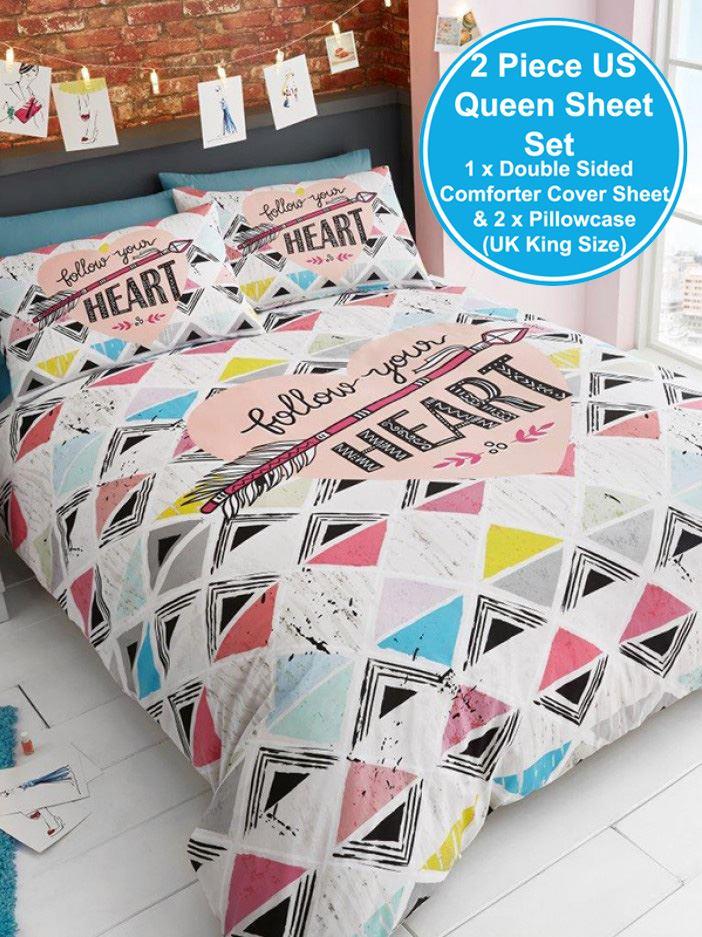 Indexbild 95 - Teenager Bettwäsche Sets - Einzel / Doppelbett Bettwäsche Jungen Musik Graffiti