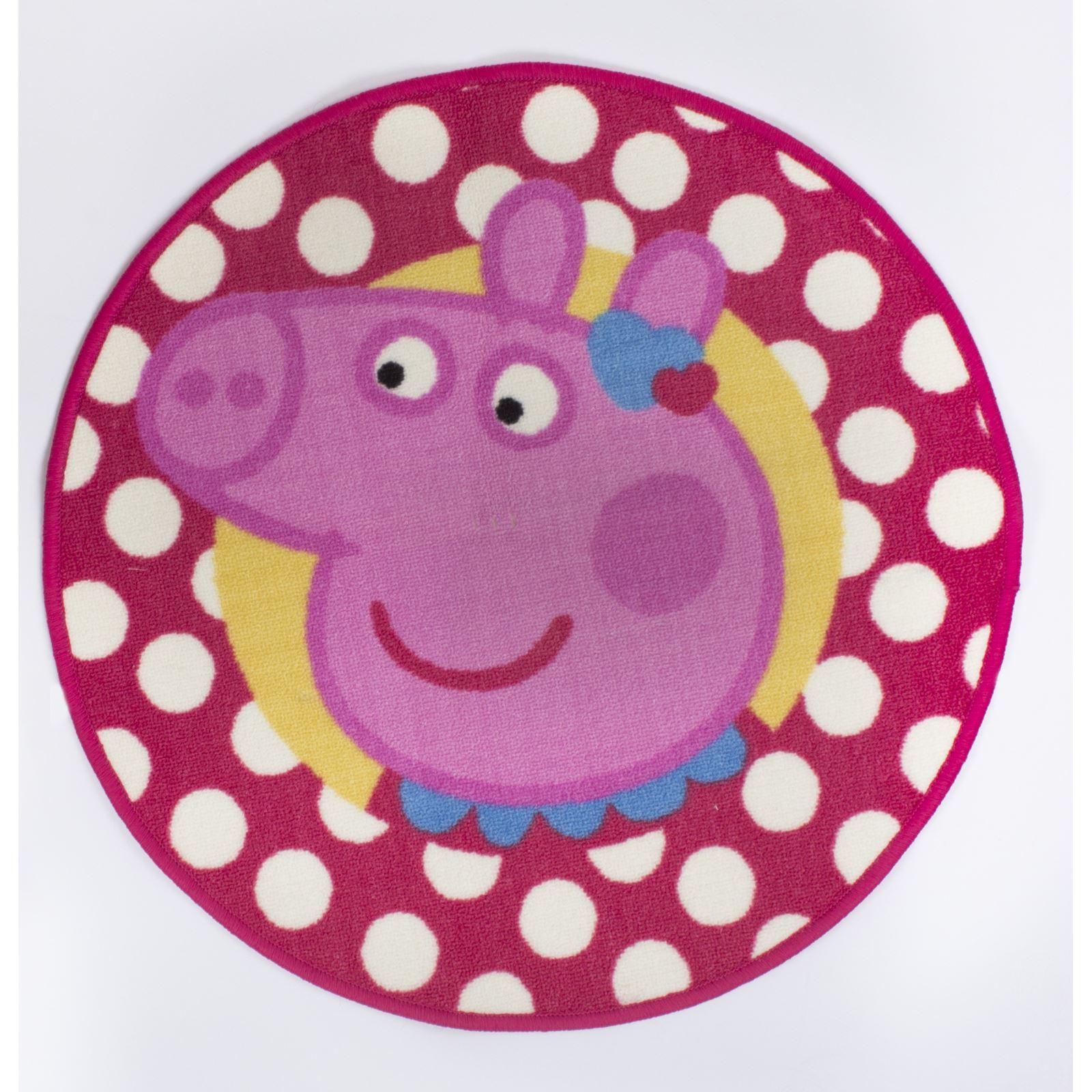 PERSONAJE-INFANTIL-amp-DISNEY-SUELO-ALFOMBRAS-PEPPA-PIG-POKEMON-THOMAS-MINIONS
